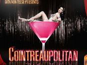 Dita Teese, après Perrier elle Cosmo Voici nouvelle vidéo, publicité pour marque d'alcool Cointreau