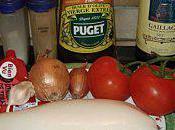 mange quoi demain?Les blancs seiches tomate
