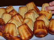 Mini cannelés noix coco (Tupperware)