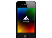 Adidas miCoach iPhone