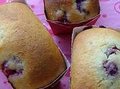 Mini cakes lait concentré, framboises amandes