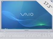Sony VAIO Série test