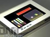 L'iPad coeur musique électronique