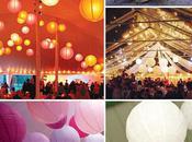 Boules japonaises tant luminaires décos plafonds