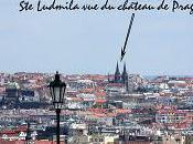 Ville: L'église Ludmila, plus néogothique