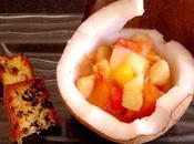 salade fruits particulière!!!
