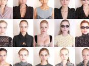 mannequins dernier défilé Louis Vuitton sans maquillage