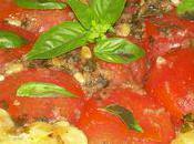 Tatin tomates provencales