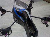 AR.Drone pilotable l'iPhone, c'est pour demain...