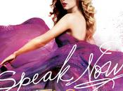 pochette Speak (Taylor Swift) ressemble