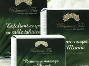 Tiki nouveau rituel massage Monoi Tahiti