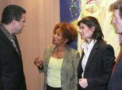 articles d'Alain Voie militante Christiane Taubira inaugure Evreux Aimé Césaire.
