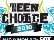 Teen Choice Awards regardez tapis rouge direct