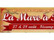 Concerts Festival Mare Thon août