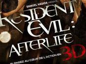 Resident Evil Afterlife extrait survolté