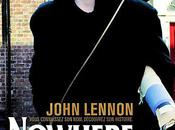 Nowhere Affiche, biopic John Lenon avec Aaron Johnson Kristin Scott Thomas