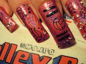 Nails Volley Ball
