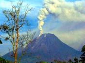 Indonésie Réveil volcan Sinabung, ...des milliers d'évacuations.