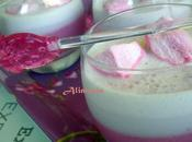 Smoothie frambuesas refrescantes framboises rafraichissantes