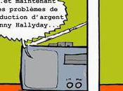 Georges, Johnny Hallyday, Jean Claude Camus, producteur