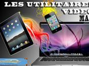 utilitaires vidéos d'exception pour Mac, iPad, iPhone iTouch