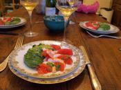 Quatre jours riches émotion, plein d'autres choses cuisine mains quelques jolis vins