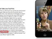 nouvel iPod touch vibre