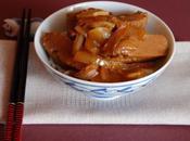 Gyūdon végétarien