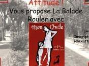 Balade Solex traces Jacques Tati