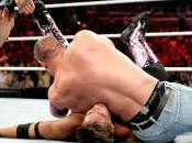 John Cena s'impose face Justin Gabriel