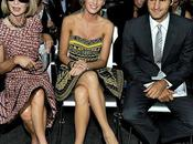 Vogue Fashion Celebration Night Anna Wintour sort grand hier soir York