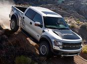 Ford dévoile F-150 Raptor SuperCrew