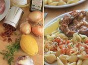 Osso-bucco tomate, thym zestes citron
