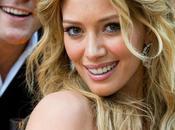 photos mariage d'Hilary Duff pour magazine