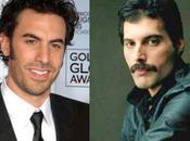 Sacha Baron Cohen dans peau Freddie Mercury