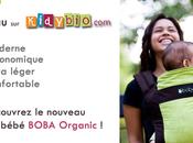 Découvrez nouveau porte bébé ergonomique BOBA Organic