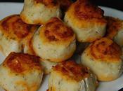 Pizettes roulées pesto rosso gruyère Interblog