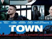 Town avec Affleck, Rebecca Hall, Jeremy Renner Pete Postlethwaite