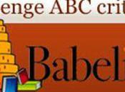 Challenge critiques babelio 2011