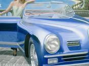 Rita Hayworth Alfa Romeo