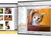 gestion retouche d'image gratuit avec StudioLine Photo Basic