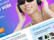 Donnez votre voix pour premier livre Audiosolidaire avec l'Association Valentin Haüy