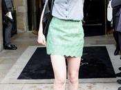 Charlotte Gainsbourg défilé Balenciaga Printemps/Eté 2011