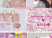 WITH Hello kitty Samantha Thavasa