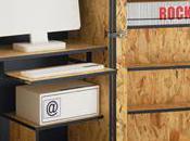 idées mobiliers accessoires pour travailler maison
