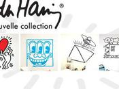 Keith Haring Nouvelle Collection 2010