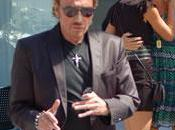 Johnny Hallyday Delajoux veut d'accord l'amiable