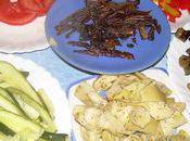 Salade legere legumes d'ete