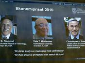 """Prix Nobel d'économie 2010 consécration théorie faim taureau"""""""