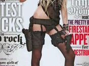 Taylor Momsen pose pour Revolver!
